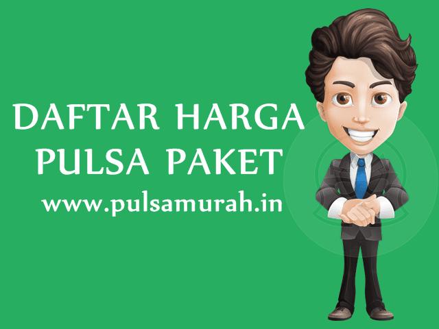 Daftar Harga Paket Nelpon dan SMS Murah PulsaMurah.in