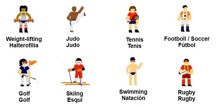 List of sports in Spanish - Spanish to English know-how