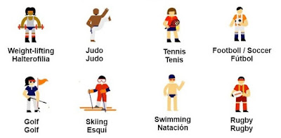 List of sports in Spanish