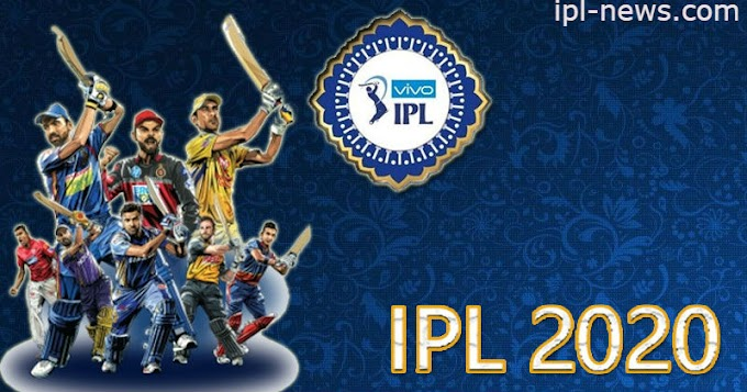 VIVO IPL 2020 Schedule, Matches, Venue, Time and  start Date