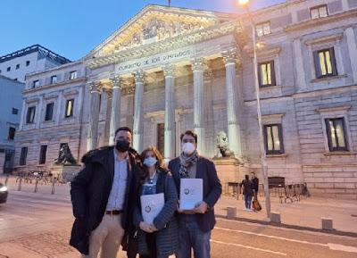 Unanimidad en el Congreso para que la Podología esté en la Sanidad Pública