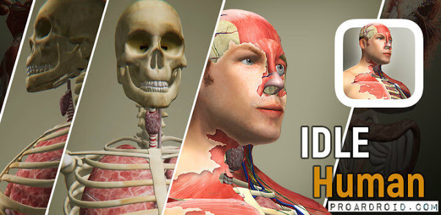 Idle Human النسخة المهكرة