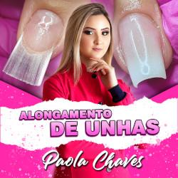 Alongamento de Unhas Paola Chaves