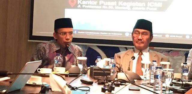 TGB: Sebelum Diperiksa KPK, Saya Sudah Bulat Dukung Jokowi
