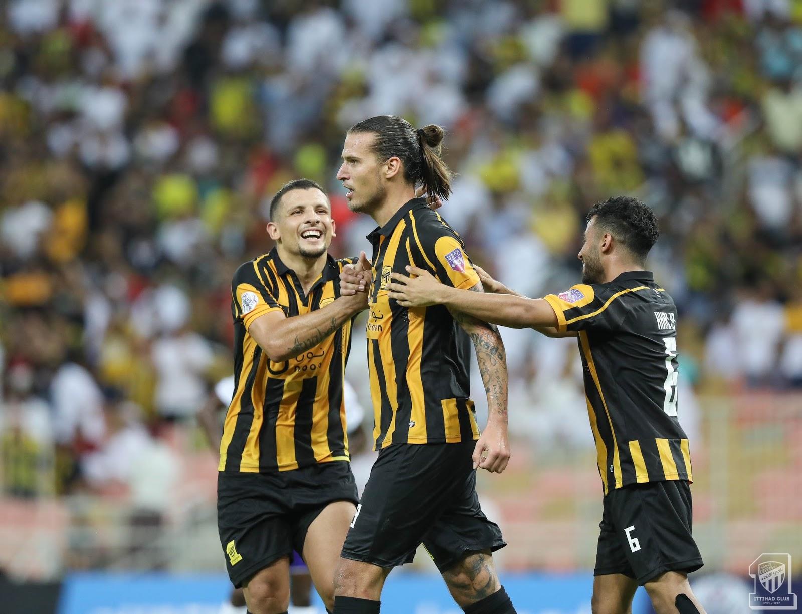 نتيجة مباراة الرائد والإتحاد بتاريخ 31-01-2020 الدوري السعودي