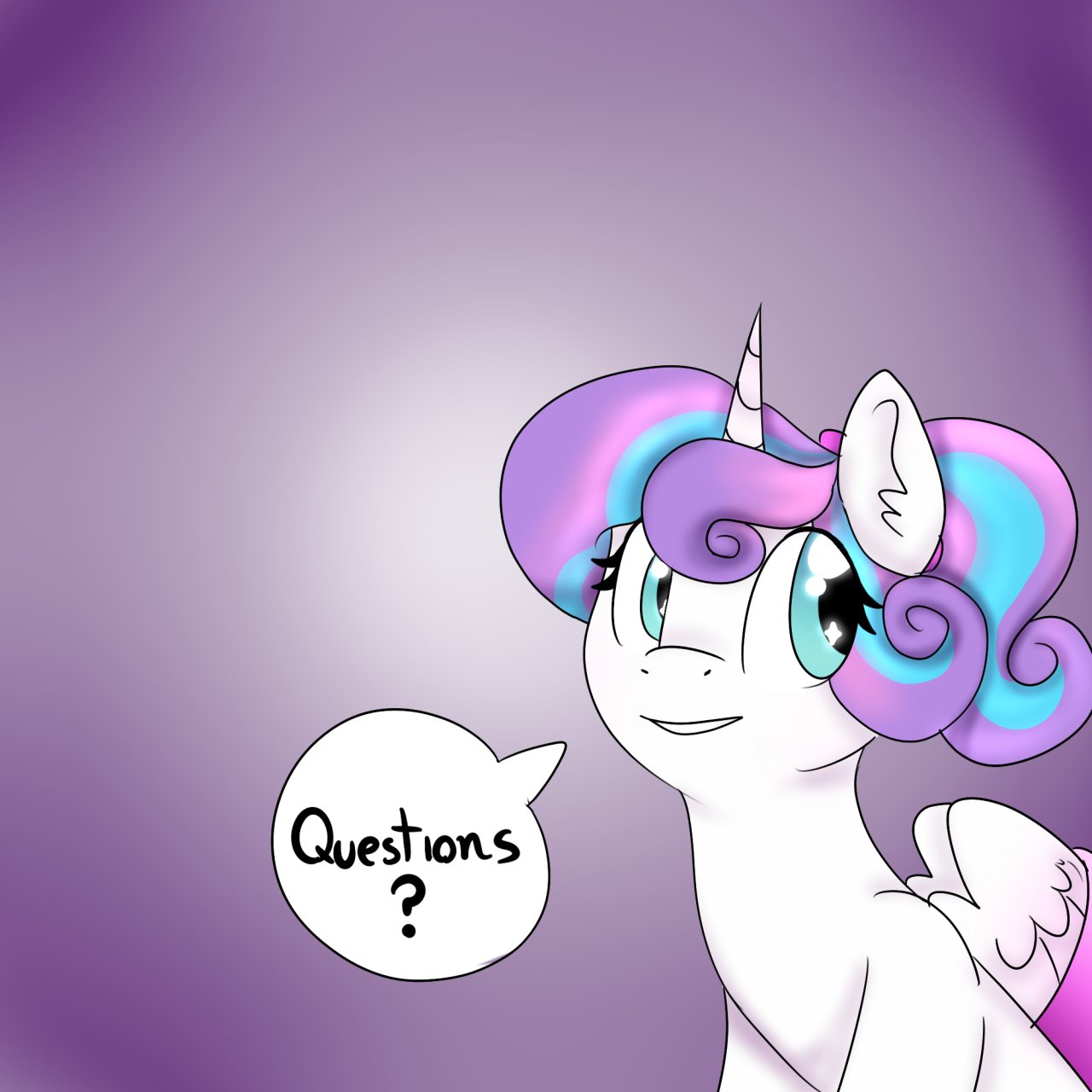 equestria daily - mlp stuff!: tumblr spotlight: ask flurry heart