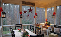 Imparting Grace Christmas Porch