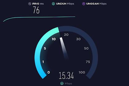 Cara Mudah Mengecek Kecepatan Internet