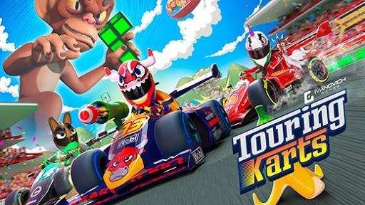 Impresiones con Touring Karts para PSVR - PlayStation 4