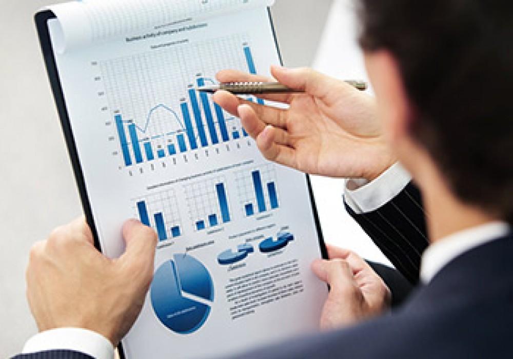 تحليل اتجاهات قائمة المركز المالى باستخدام برنامج Microsoft Excel