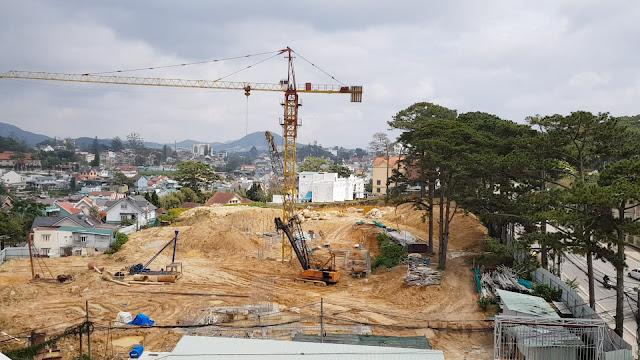 Xây dựng khách sạn Đà Lạt để thu lợi nhuận?