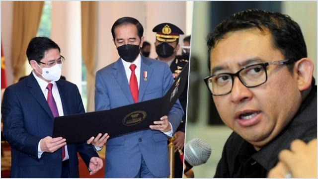 Fadli Zon Balas BNPT: RI Akui Pemerintahan Kudeta Thailand dan Myanmar, Kok Takut Taliban?