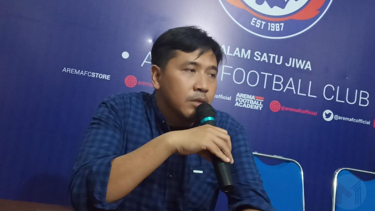 Dampak Covid-19, Arema FC Berharap PSSI dan PT LIB Segera Ambil Putusan