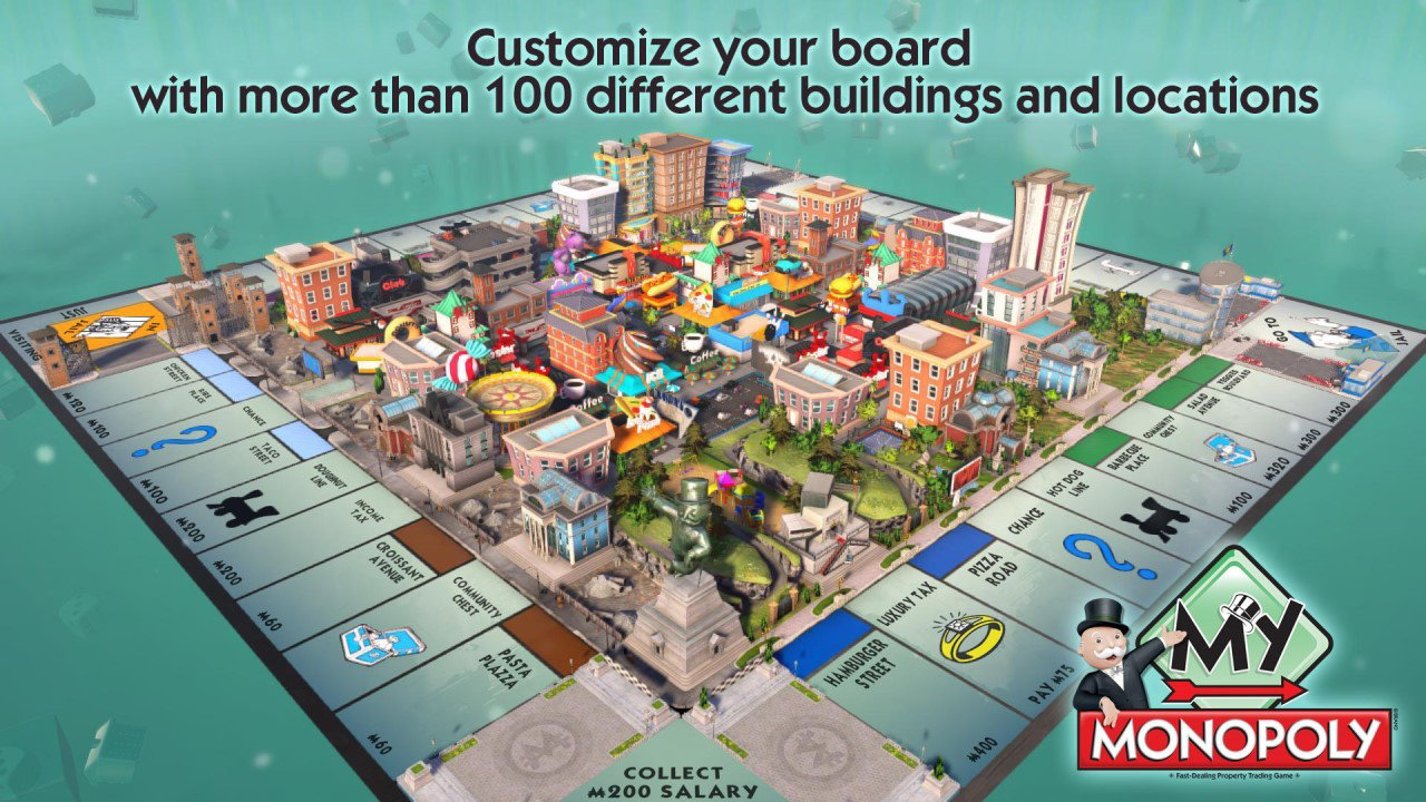 Every Day Is Special November 5 Play Monopoly Loop Kartini Gardens By The Bay Singapore Dewasa Theres Even A Game You Can Customize With Your Own Buildings And Locations