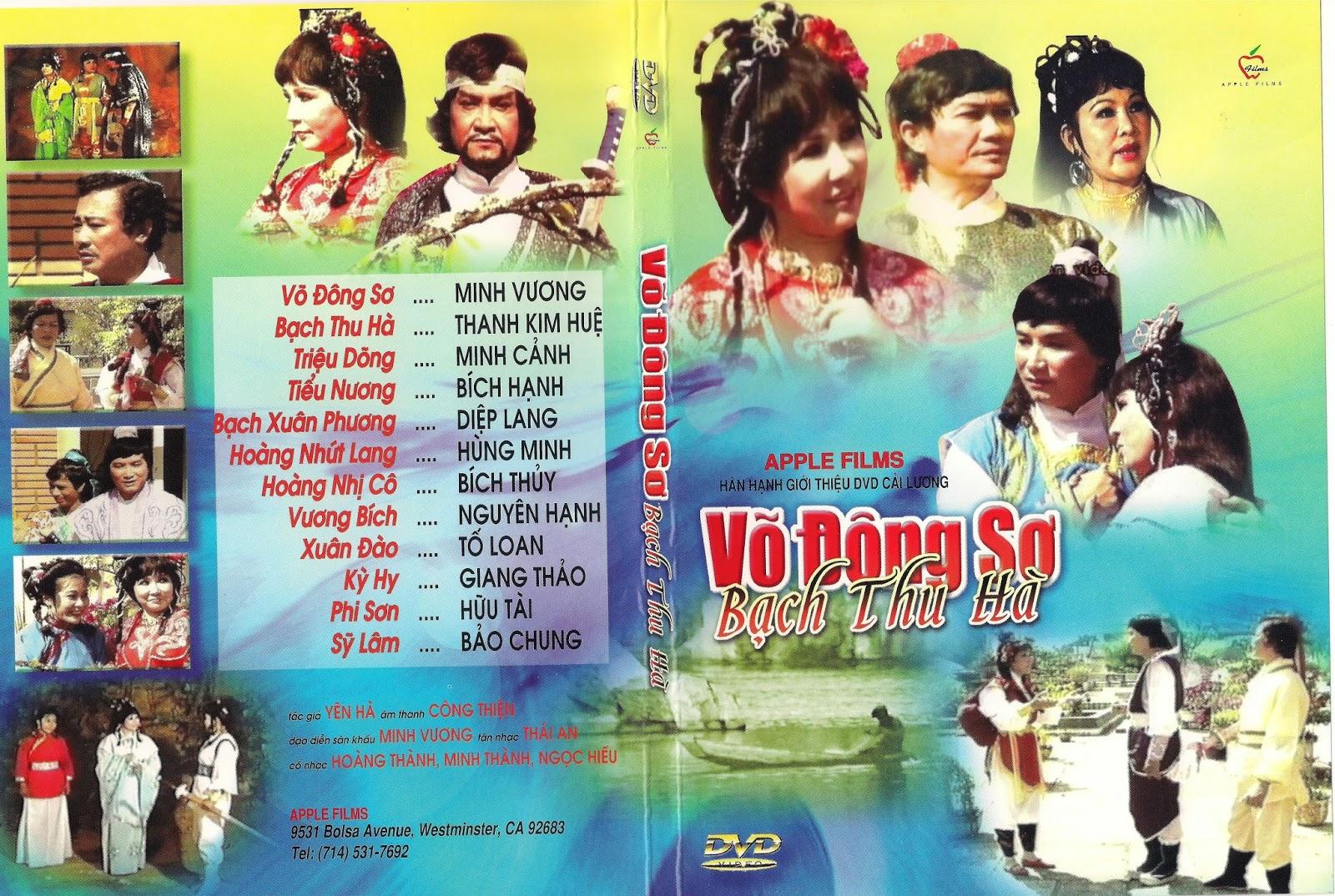 Võ Đông Sơ Bạch Thu Hà