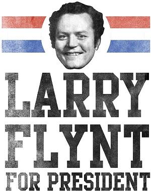 Larry Flynt for President Movie Review