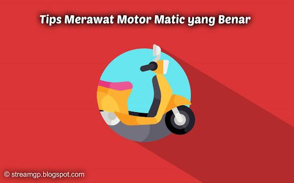 Sepeda motor matic sepertinya sudah menjadi pilihan banyak pengguna sepeda motor di Indone Tips Merawat Motor Matic yang Benar