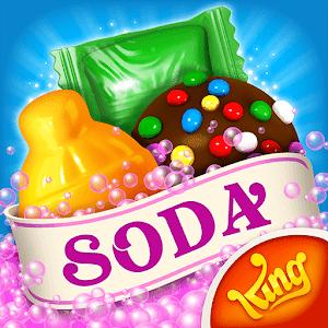 Candy Crush Soda Saga النسخة المهكرة