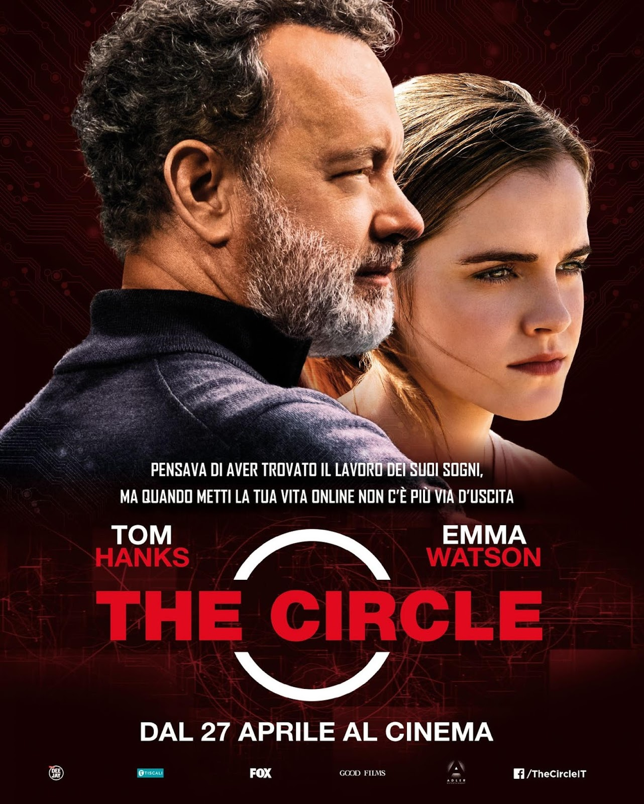 1 CIRCLE269 CIRCLEBest%2BMovie%2B%2BAprile%2B2017 page 001 - The Circle 2017 English 700MB HDTC x264