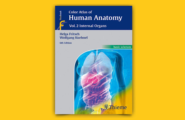 Download Color Atlas of Human Anatomy Vol 2 Internal Organs PDF for free