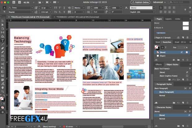 Adobe InDesign 2021 v16.2