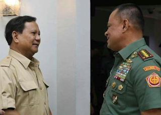 Gatot Nurmantyo Akui Sempat Diajak Bergabung oleh Prabowo, Tetapi Menolak