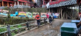 Pesta Rambu Solo' Di Bubarkan Lantaran Tidak Mengantongi Surat Izin