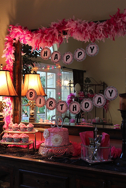 Party Wishes Fabulous Fashionista