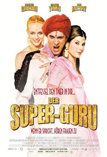 The Guru 2002 Dual Audio ORG Hindi 480p BluRay 300MB poster