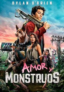 Pelicula Love and Monsters (2021) Gratis