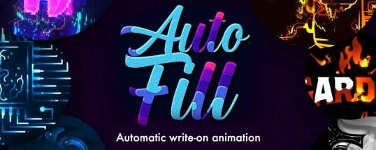 AutoFill v1.0.1[AeScripts][Plugin][WIN][MAC]
