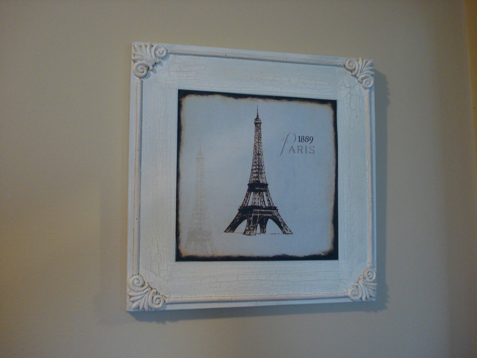 Meganloveslulu Paris Bathroom Decor