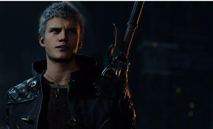 Devil may cry 5 game cast