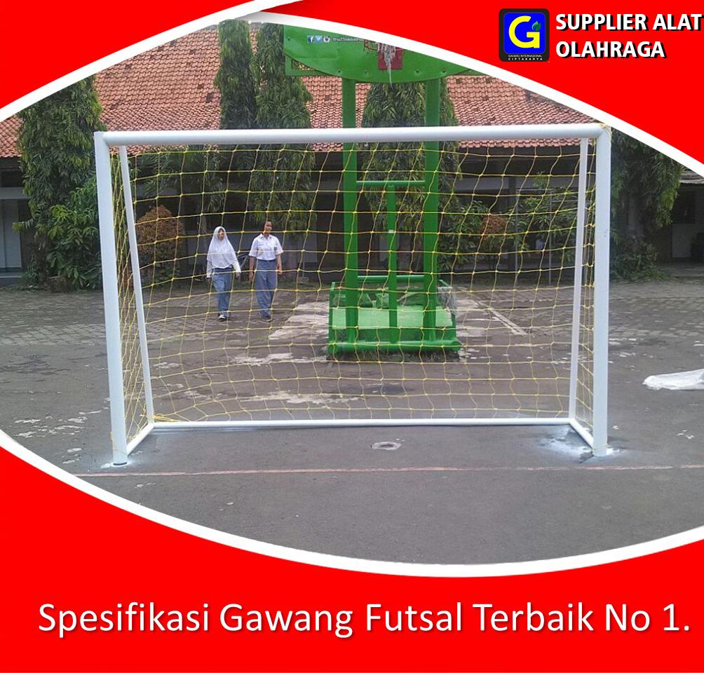 Spesifikasi Gawang Futsal Terbaik