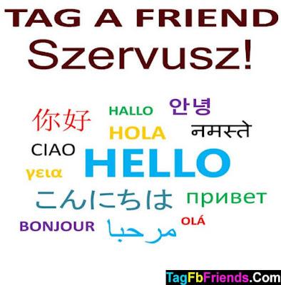 Hi in Hungarian language
