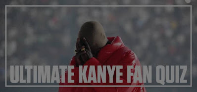 Are You Kanye West's #1 Fan Quiz Answers 100% Score
