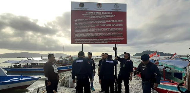 KPK Minta Tiga Menteri Akselesari Penegakan Hukum Di Pulau Tegal