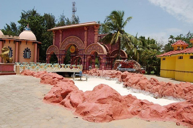 vgp golden beach resort chennai