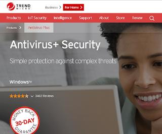 kelebihan Trend Micro Antivirus