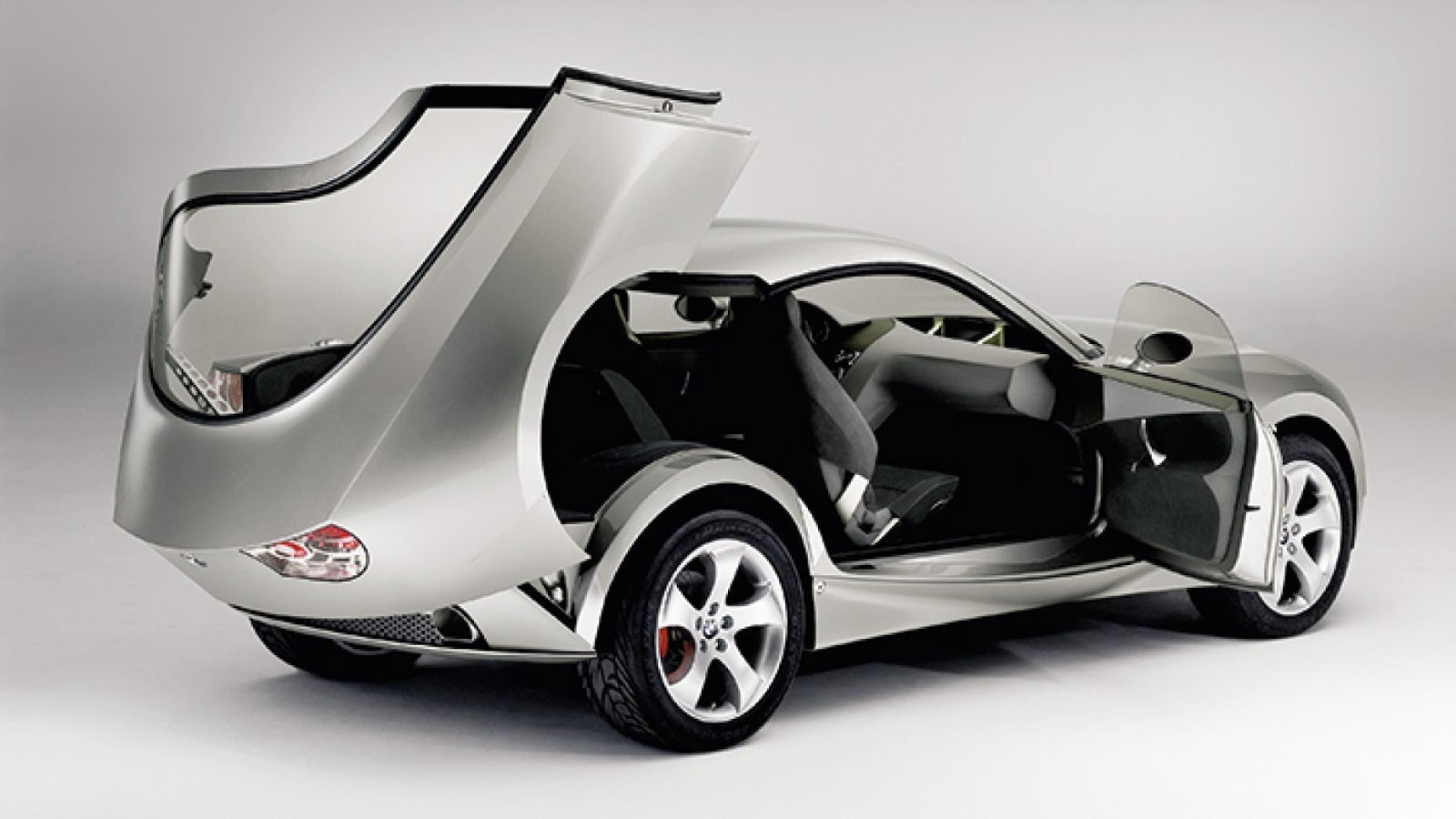 2001: BMW X Coupe concept