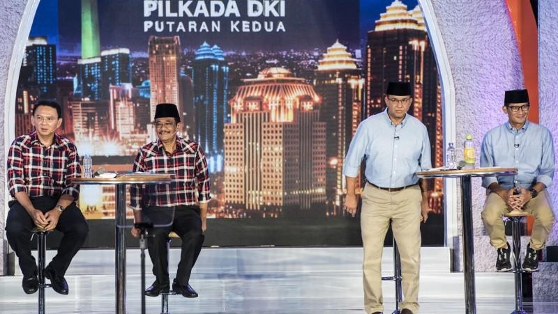 Debat Pilkada DKI Jakarta Putaran Kedua
