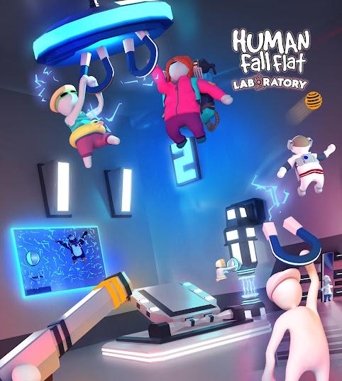 Human Fall Flat Laboratory