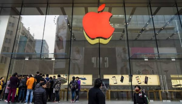 Apple has decided to close all stores in China due to Corona