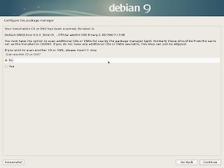 Installasi GNU/Linux Debian - Bagian Kedua