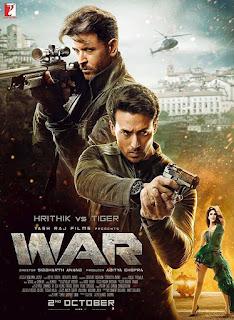 War (2019) Full Movie Full Hd 720p Mkv Movie Review