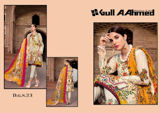 Gulahmed Lawn Collection vol 3 Pakistani Suits wholesaler