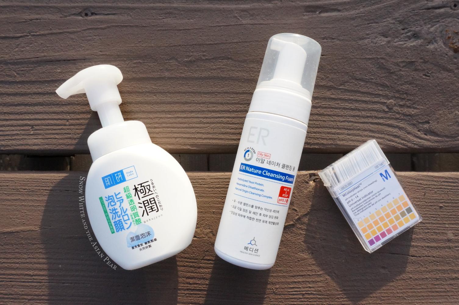 Hada Labo Rohto Gokujyn Hyaluronic Acid Cleansing Foam, 160ml Academie - Aromatherapie Treatment Oil - Hydrating - For All Skin Types -30ml/1oz