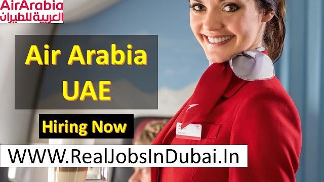 Air Arabia Airline Jobs In Dubai UAE 2021