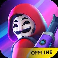 Heroes Strike Offline – MOBA & Battle Royale Mod Apk