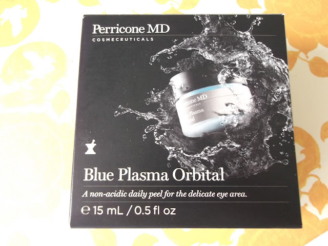 Dr Perricone Blue plasma review